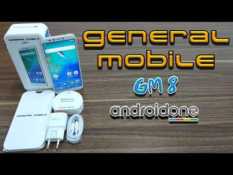 GM 8 Kutu Açılışı ve İlk İzlenimler. Android One !!! Acaba ?