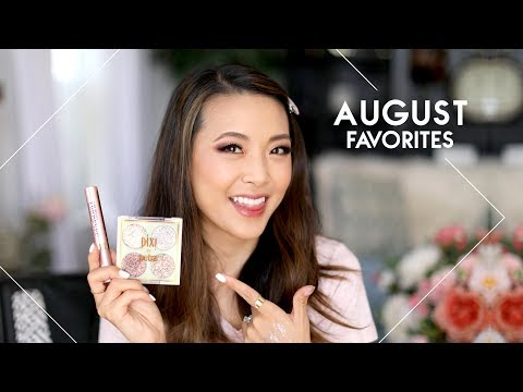 ▶▶ AUGUST 2019 FAVORITES ◀◀ Urban Decay, Pat McGrath Labs, Too Faced, L'Oreal, Pixi thumbnail