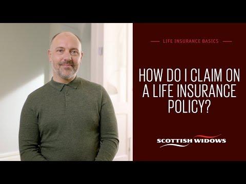 How Do I Claim On A Life Insurance Policy?