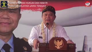 Peresmian Unit Kerja Kantor Imigrasi Wonosobo di Kabupaten Magelang [03 April 2018]