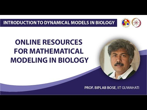 Online Resources for Mathematical Modeling in Biology