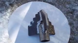Малогабаритная буровая установка  8 Ступенчатый Пикобур