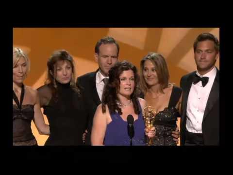 Tricia Regan AUTISM: THE MUSICAL Emmy Acceptance