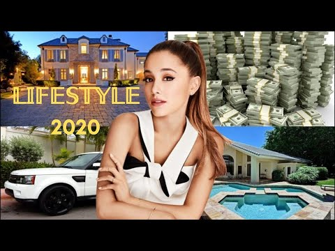 Ariana Grande Lifestyle/Biography 2020 - Networth | Family | Spouse | House | Cars | Pet
