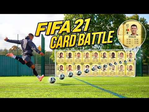 EXTREME FIFA ULTIMATE TEAM CARD BATTLE | FIFA 21 - BILLY Vs JEZZA 🔥🔥🔥 Thumbnail