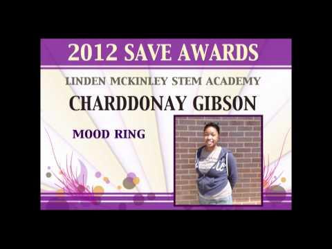 2012 SAVE Awards - Linden McKinley Stem Academy