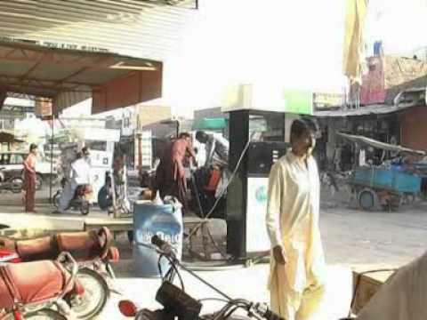 Report by Khawaja Zafar...Illegal Petroleum store