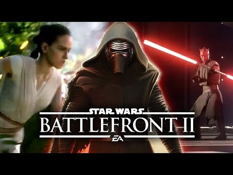 Star Wars Battlefront 2 News - MUCH LONGER Trailer Confirmed and MYSTERY IMAGE!