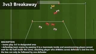 Tactical Soccer Exercises - Holiday 50 Pack