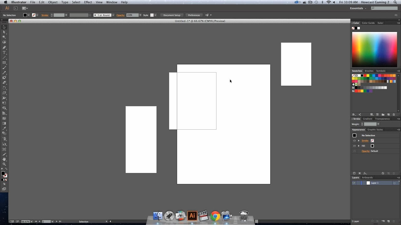 How to Work with Artboards   Adobe Illustrator