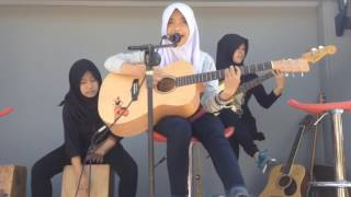 VOB Live Accoustic   By The Way   RHCP   Cover