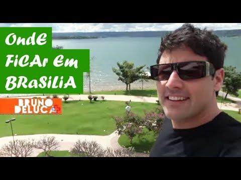 Onde ficar em Brasilia? com Bruno De Luca