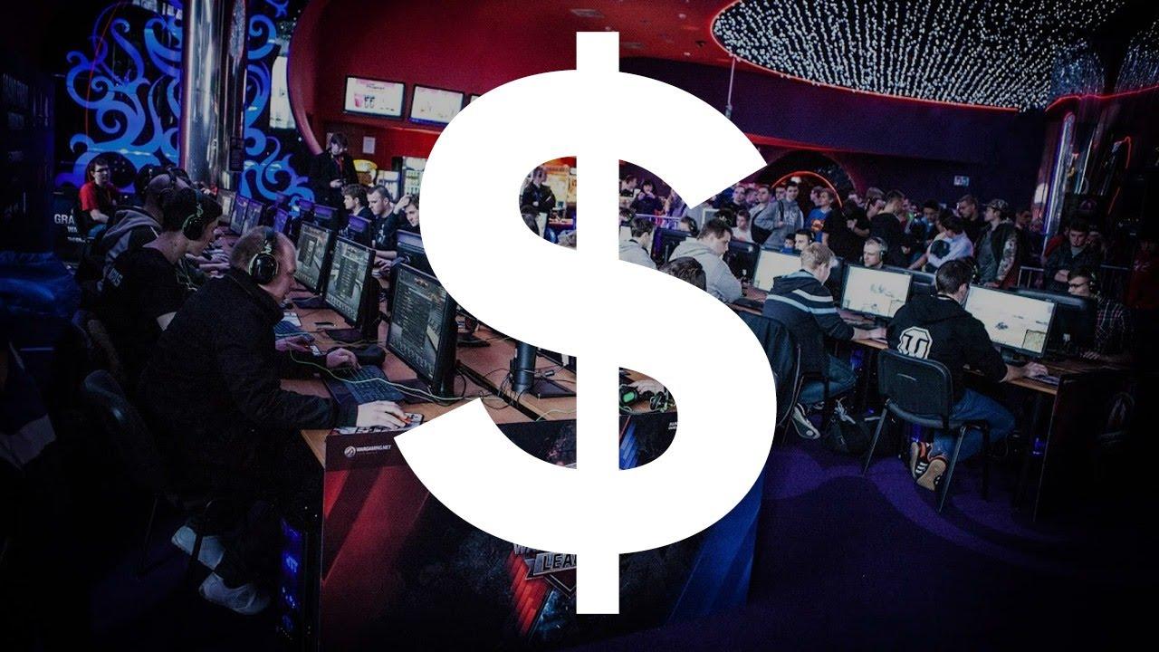 how to make money on esports