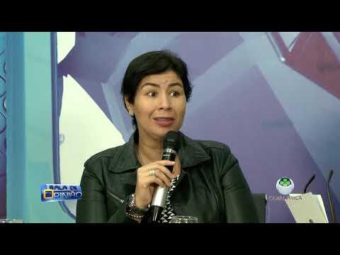 SALA DE OPINIÃO com Dr. APARÍCIO CARVALHO - COORDENADORA DE GASTRONOMIA