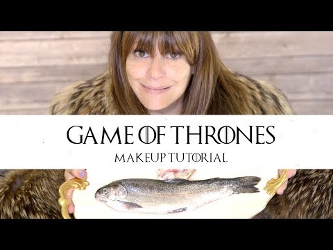 HILARIOUS 'Game Of Thrones' Makeup Tutorial