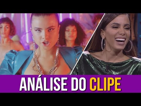 "Anitta Analisa: ""Giulia Be - Chega"""