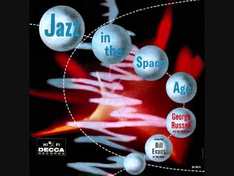 George Russell - Jazz in the space age (1960) Full vinyl LP