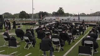 Plymouth High School Graduation -- June 12, 2021