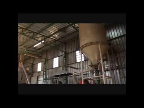 Plantas industriales de soja para extracción de aceite y pellets