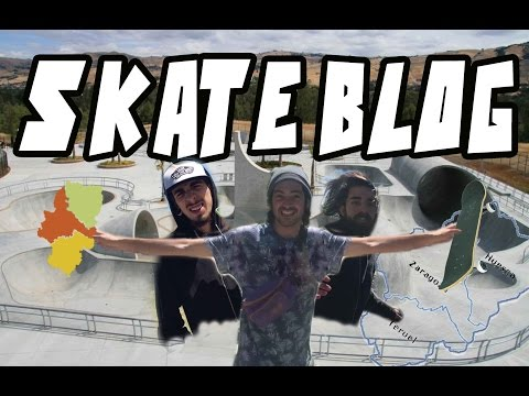 SKATEBLOG skateparks de aragon