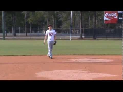 Jacob Baxter Shortstop Charlton County High School