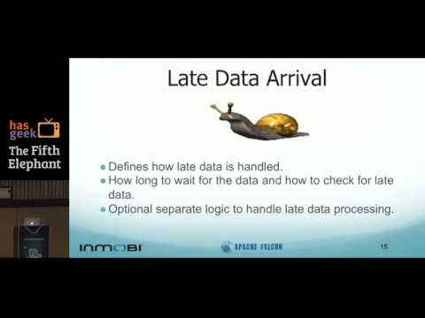 Pallavi Rao – Let your Big Data Processing take flight with Apache Falcon