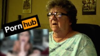 Download Video Grandma Reacts to [PORN] MP3 3GP MP4