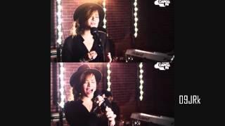 Demi Lovato-Give Me Love/Audio (Ed Sheeran Cover) Live Capital FM
