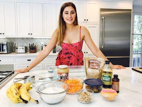 EASY & MOIST Gluten & Dairy Free Banana & Carrot Loaf