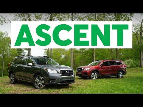 2019 Subaru Ascent Quick Drive | Consumer Reports