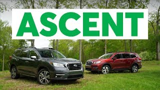 2019 Subaru Ascent Quick Drive | Consumer Reports