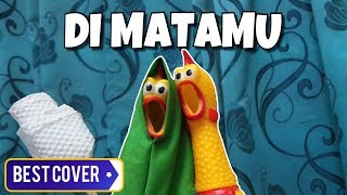 Video Lucu Di Matamu (Sufian Suhaimi) | Rubber Chicken (Cover) | #DiMatamu #SufianSuhaimi