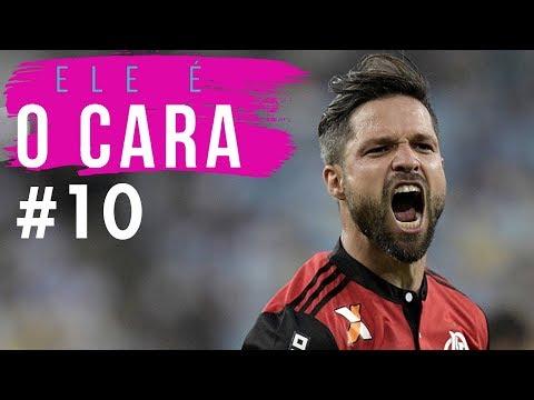 DIEGO RIBAS: CARRASCO DO BARCELONA, TÍTULOS NA EUROPA E CAMISA 10 DO FLAMENGO - ELE É O CARA #10