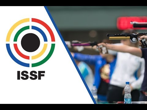 10m Air Pistol Women Final - 2017 ISSF World Cup Final in New Delhi (IND)