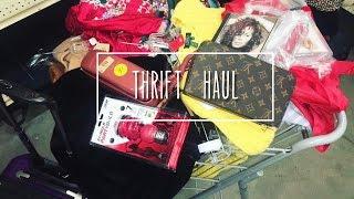 Thrift Haul Designer for $25