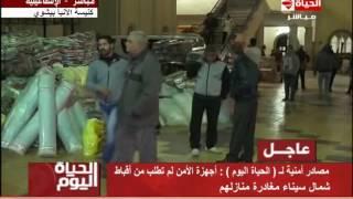 محافظ شمال سيناء: لم نجبر أي مواطن على إخلاء منزله مطلقًا | المصري اليوم