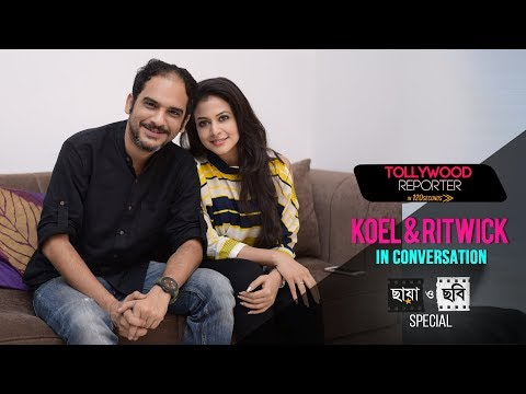 Chhaya O Chhobi Special  In Conversation with Koel and Ritwick  Tollywood Reporter in 120 Seconds