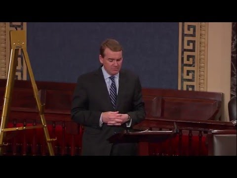 Sen. Michael Bennet Calls on Senate to Follow Constitution, Consider Supreme Court Nominee
