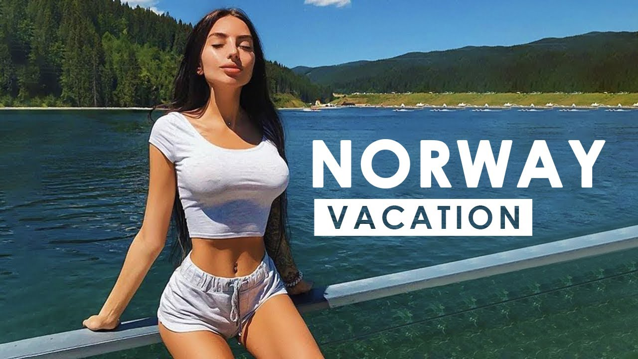 FLYING OVER NORWAY | Best Of Tropical & Deep House Sessions Chill Out Mix By BLUESKY
