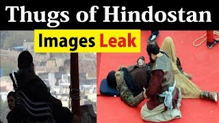 Set से  सामने आई Amitabh की Pictures   Thugs Of Hindostan Shootings   Final Cut News