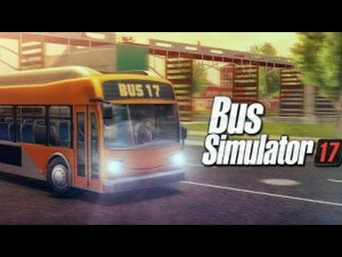 Bus Simulator 17 - Обзор Игры.