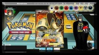 5º Pokémon TCG Online: Batman Vs Sobrinho Adotivo