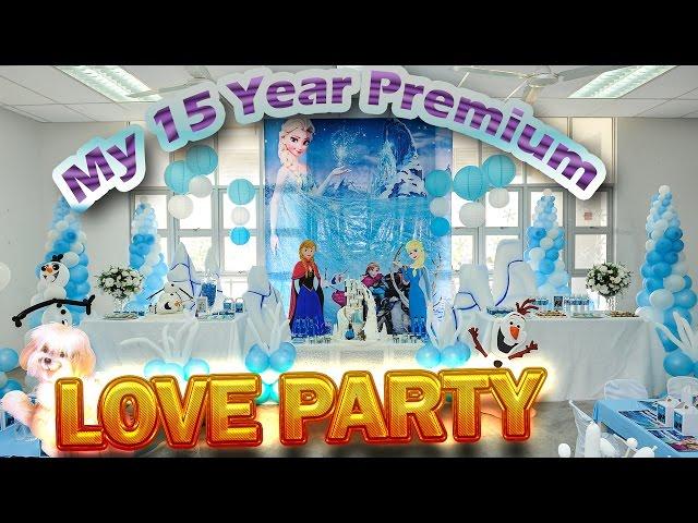 My 15 Year Premium Show