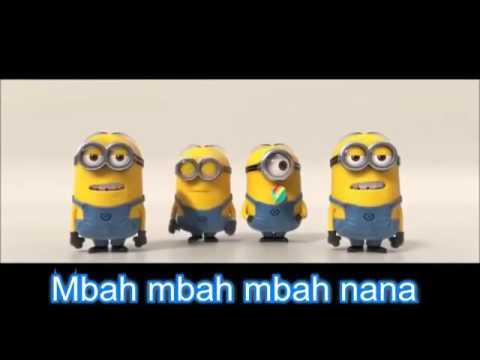 Minion bahasa Jawa (mbah nana)