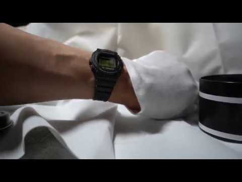 [DW-5735D-1BJR] CASIO G-SHOCK 35th ANNIVERSARY LIMITED MODELS [4K]