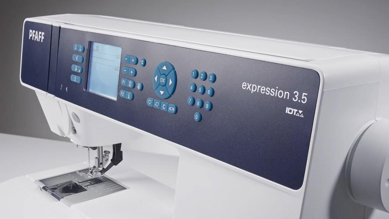 Pfaff Quilt Expression 4 2 Gebrauchtgerat