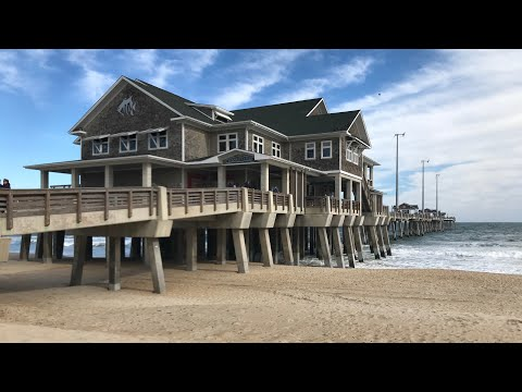 Janette's Pier Tour - Nags Head - Outer Banks, NC