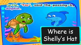 Where is Shelly's Hat!   - Animated story about sea animals