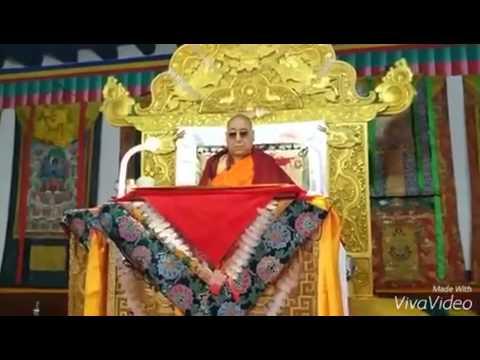 DS high.lama in Tibet. Kham daya  2015 m10 d22 222