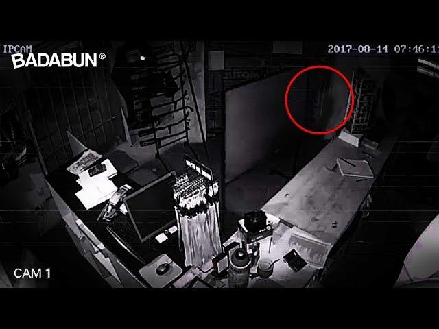 Hay un fantasma en las oficinas de BADABUN